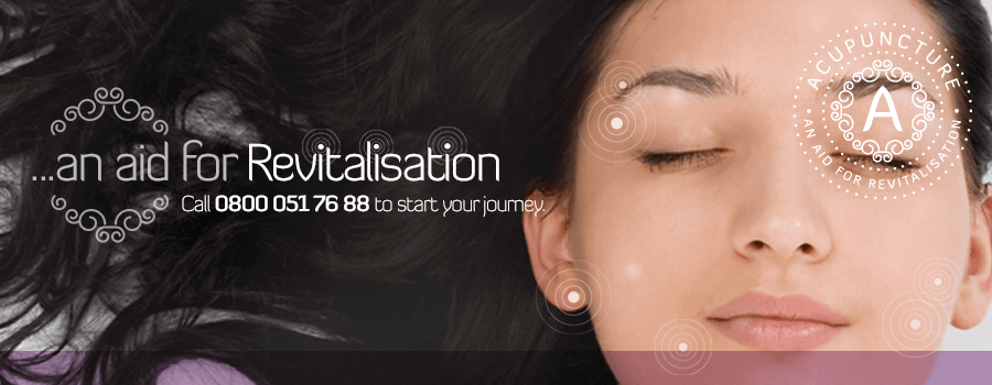 Acupuncture for Revitalisation