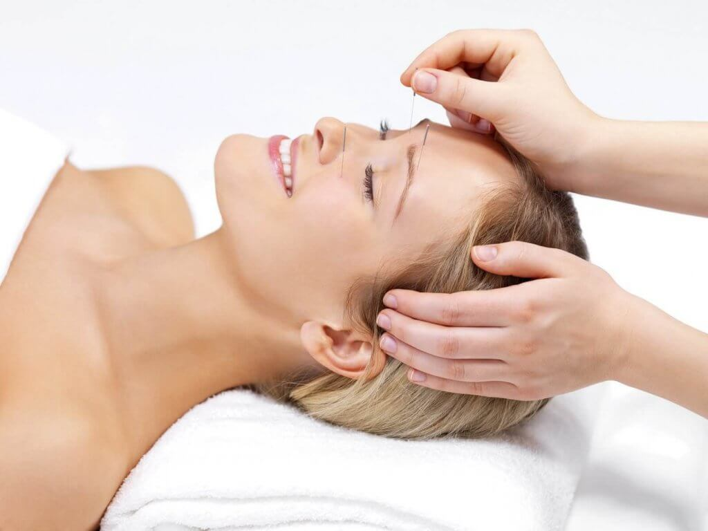 Facial Revitalisation using Cosmetic Acupuncture