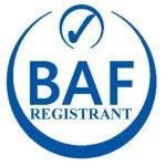 BAF logo